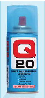 QR20 Super Multi-Pupose Lubricant