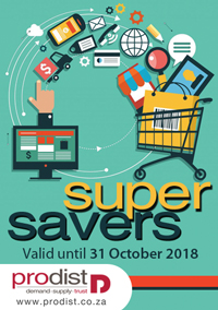 Super Savers valid until 31 Oct 2018