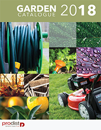 Prodist Garden Catalogue 2018