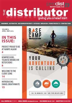 Magazine April - May 2016