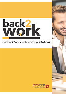 Prodist Back To Work 2019